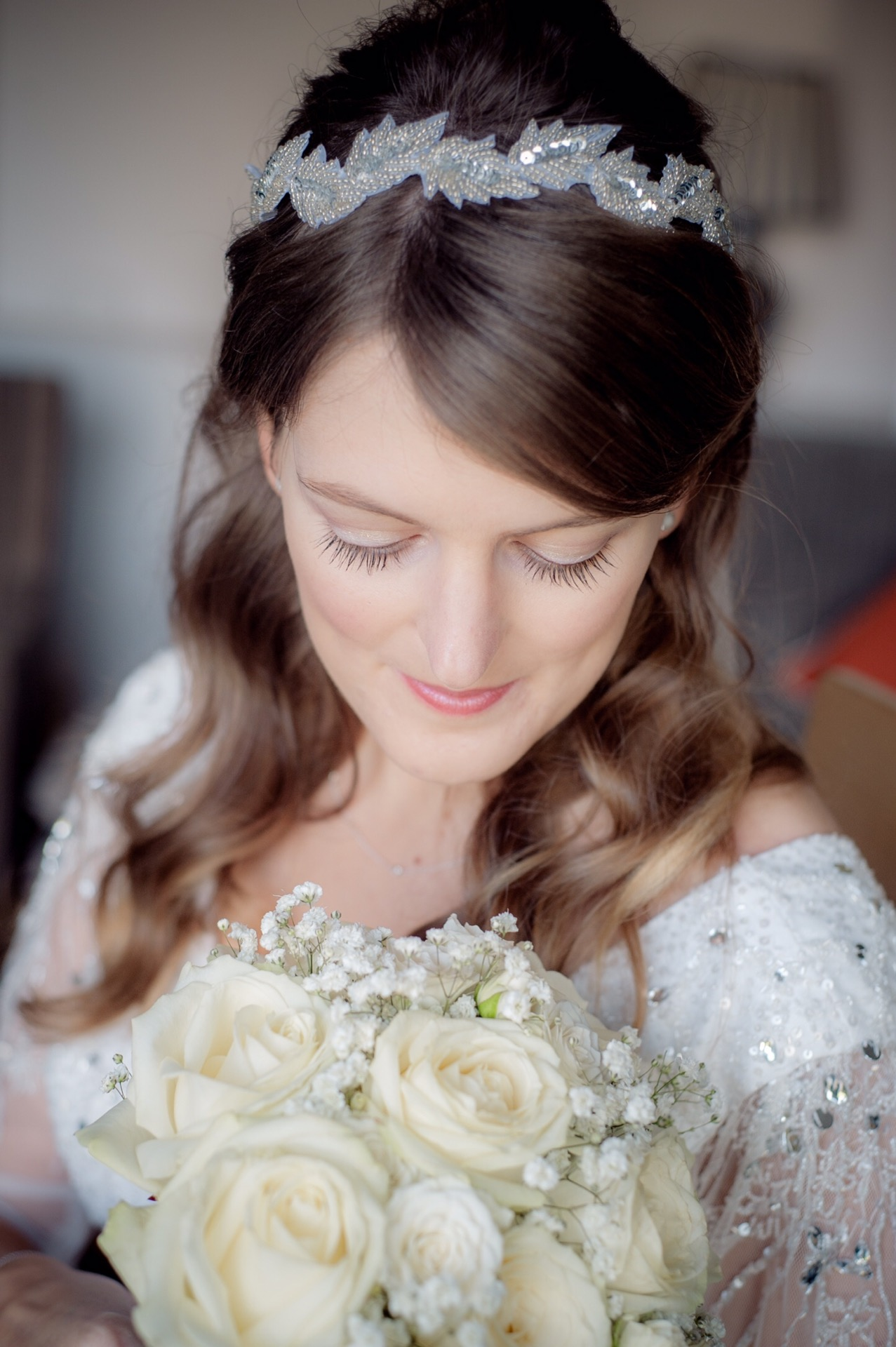 Wedding hair accessories gloucestershire - Here Are A Few Photographs Of Some Of My Lovely Cotswold Brides